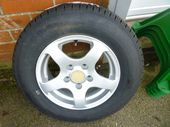 Alloy wheel 175/14